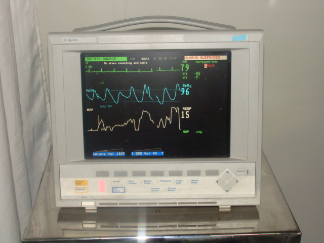 Patient monitors in Kanpur on rent & sale