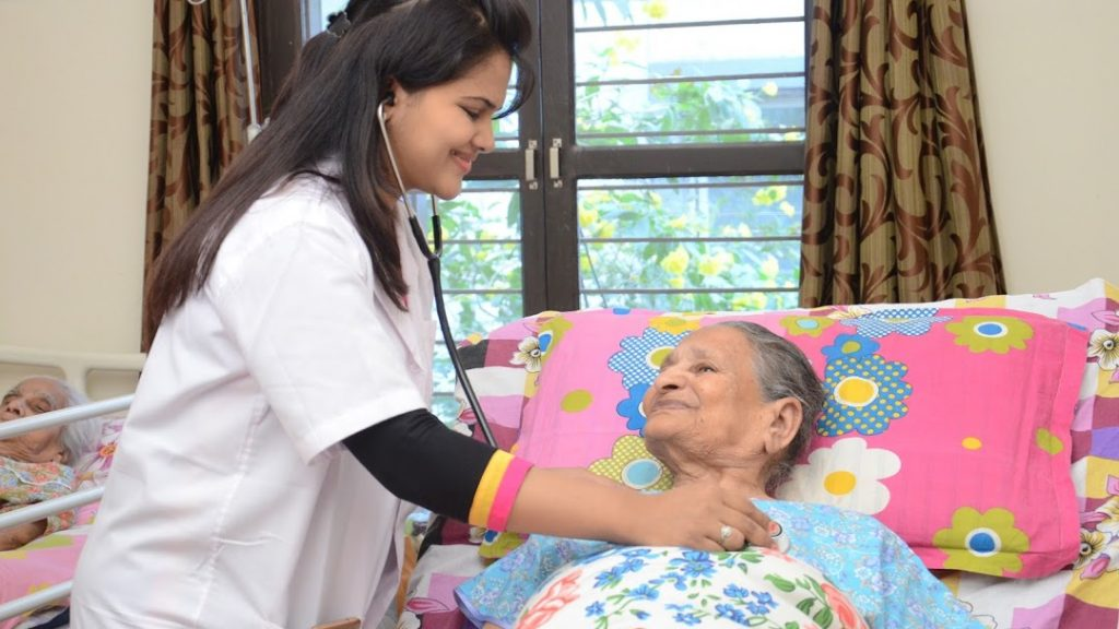 Sr citizen homecare service in kanpur