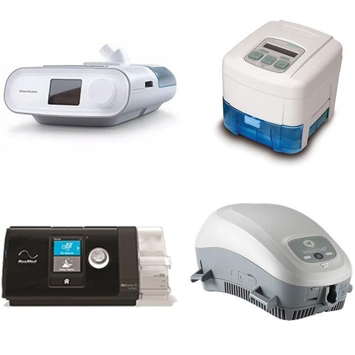BIPAP Machine on rent all reputed manufactures such as Respironics, ResMed, GE available for sale and rent at MERHS Kanpur
